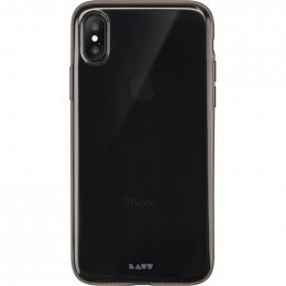 LAUT LUME Case For iPhone X (ULTRABLACK)