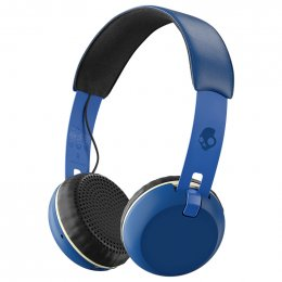 SKDY GRIND WIRELESS ROYAL CREAM BLUE