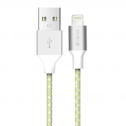 Devia Vogue Cable For Apple IOS (Green)