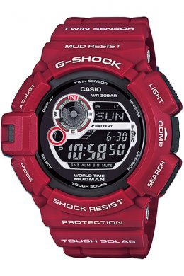 G-9300RD-4 MUDMAN MEN IN RESCUE LIMITED EDITION