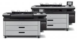 เครื่องพิมพ์แบบแปลน HP PageWide XL4000 Printer series