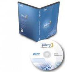 ซอฟต์แวร์สำหรับพิมพ์ฉลาก Label Gallery v3.2