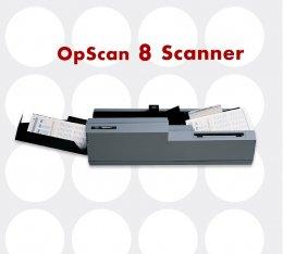 เครื่องตรวจข้อสอบ OMR ยี่ห้อ SCANTRON รุ่น OPSCAN 8