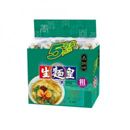 SAUTAO NOODLE KING-THIN WIDE SCALLOP FLAVORED 5x70 g.