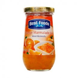 Best Foods Orange Marmalade Jam 400g