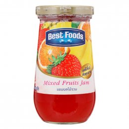 BEST FOODS MIXED FRUIT JAM 400G.