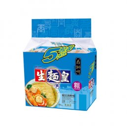 SAUTAO NOODLE KING-THIN SCALLOP SEAFOOD FLAVOUR 5x70 g.