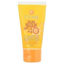 C'Care Sunblock Face Cream SPF40 30ml