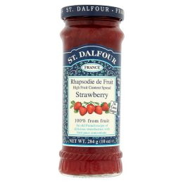 St Dalfour Strawberry Fruit Spread