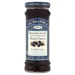 St Dalfour Black Cherry 284G