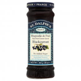 St Dalfour Blackcurrant 284G
