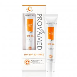 Provamed Sun Face SPF50+ PA+++ (White)