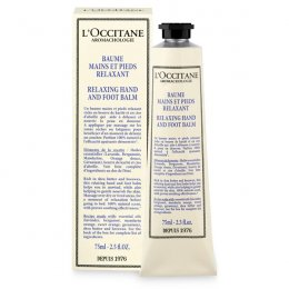 L'Occitane Relaxing Hand & Foot Balm