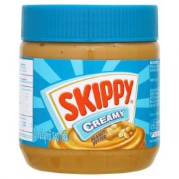 SKIPPY PEANUT BUTTER 340 G