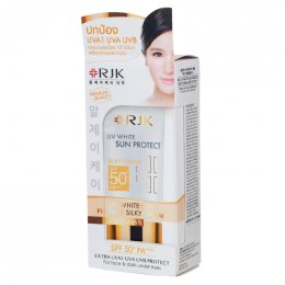 Rojukiss UV White Sun Protect Silky Cream SPF50+ PA+++