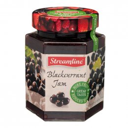 Streamline Blackcurrant Jam