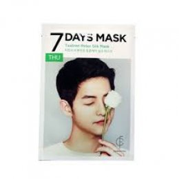 Forencos Song Joong KI Thu TEATREE Relax Silk 7 Days Mask