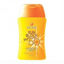 C'Care Sunblock Body Lotion SPF50