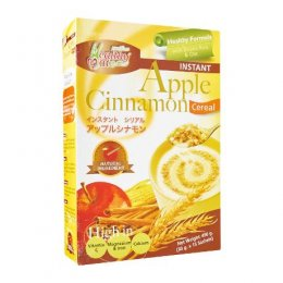 HEALTHY MATE Instant Apple Cinnamon Cereal