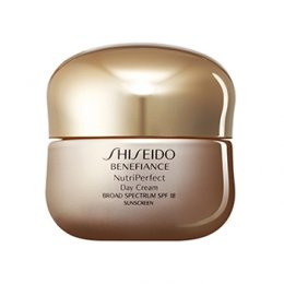 SHISEIDO Benefiance Nutriperfect Day Cream SPF15/PA++