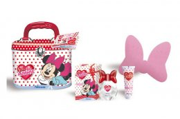 ADMIRANDA Minnie Tin Case Edt Set