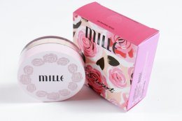 Mille mini translucent loosed powder #No.2 Natural Beige  9.5 g.