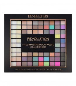 Makeup Revolution 144 Ultimate Eyeshadow Palette Collection 2018