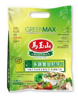 GREENMAX Golden Germ Vegetables Flavors E Soup Mix