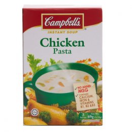 CAMPBELL'S INSTANT SOUP CHICKEN