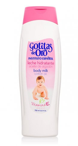 INSTITUTO ESPANOL BODY MILK