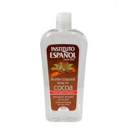 INSTITUTO ESPANOL BODY OIL COCOA