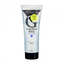 MD G Long Keep gel WH