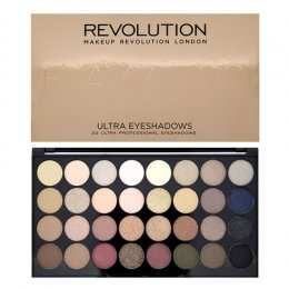Makeup Revolution Ultra 32 Eyeshadows Palette #Flawless