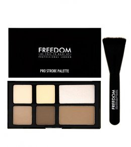 FREEDOM Pro Strobe Powder palette with brush