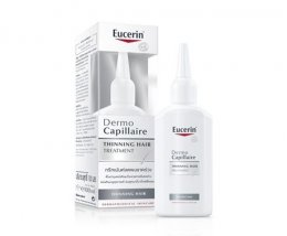 Eucerin Dermo Capillaire Re-Vitalizing Scalp Treatment Thinning Hair 100 ml