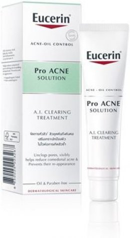 Eucerin Pro ACNE SOLUTION A.I. CLEARING TREATMENT 40 ml.