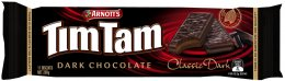 ARNOTT'S tim tam dark chocolate classic dark 200 g.