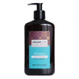 Arganicare Shampoo For Dry & Damaged Hair 400 ml.
