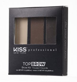 Kiss New York Professional TOP BROW KIT CHOCOLATE KBK02
