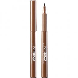 Kiss New York Professional Top Brow Marker Soft Brown KBTM01