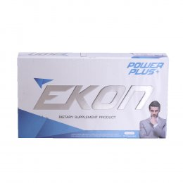 EKON Power Plus Dietary Supplement Product 10 capsules