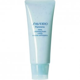 Shiseido Pureness Deep Cleansing Foam Creme Facial Cleanser 100 ml.