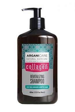 Arganicare Collagen Shampoo 400 ml.