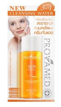 Provamed Sun Perfect Cleansing Water 50ml