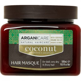 Arganicare Coconut Hair Masque for dull ,very dry & frizzy hair 500 ml.