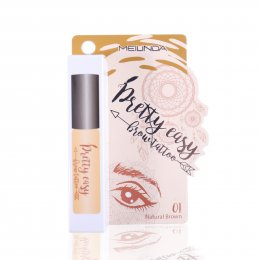 Mei Linda Pretty Easy Brow Tattoo #1 Natural Brown
