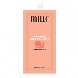 MILLE HYDRATING SNAIL COLLAGEN SLEEPING PACK (7G)