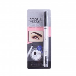 Mei Linda Smart Auto Brow Liner #03 Black