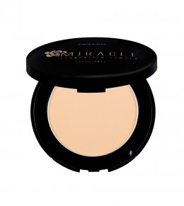Mei Linda Miracle Foundation Powder #02 Light Sand