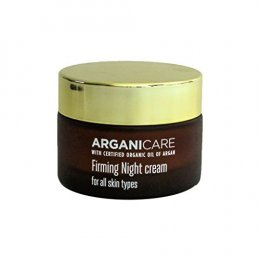 Arganicare Firming Night Cream For All Skin Types 50 ml.